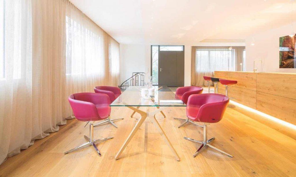 mesa de reunion modelo b-table de syncro21