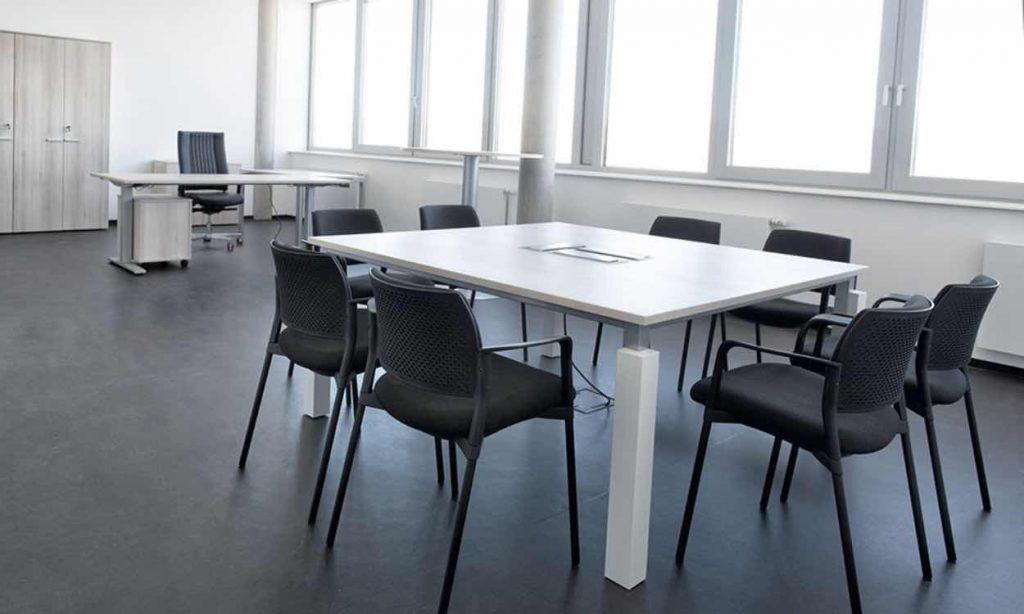mesa de reunion modelo NEKO EXECUTIVE REUNION de syncro21