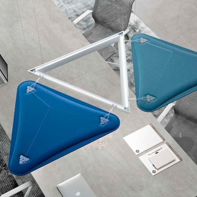 creación de espacios de trabajo y iluminación de oficinas