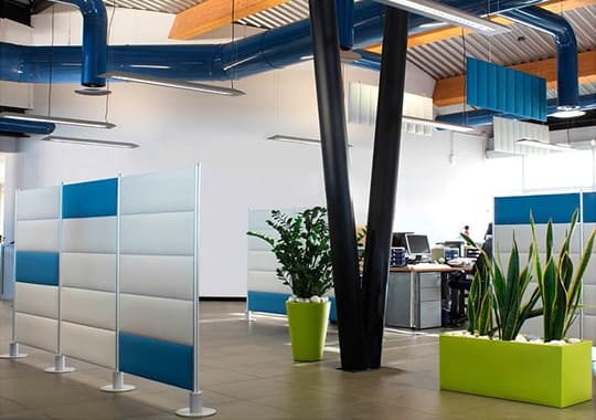 divisoria ecostrong freestanding
