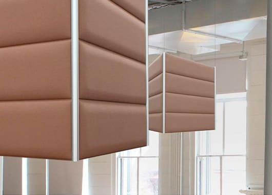 fonoabsorbencia ecostrong cube