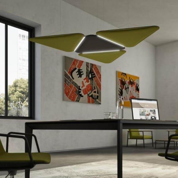 iluminación de oficinas lightsound easy