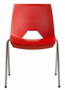 silla de colectividades apilables modelo hgo calipso pf