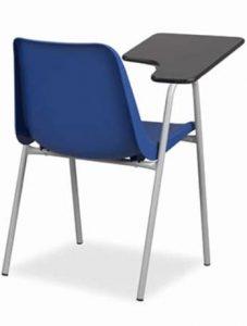 silla de colectividades apilables modelo hgo leo