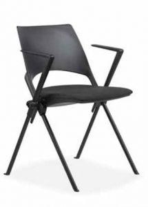 silla de colectividades apilables modelo hgo mavis