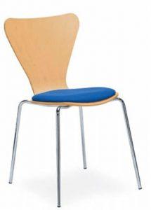 silla de colectividades apilables modelo hgo venus