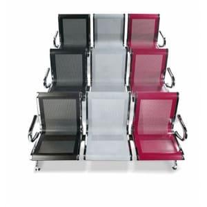 silla contract bancada modelo hgo steel