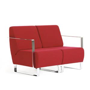 silla contract sofa modelo dlf tempo