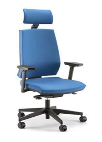 silla de dirección modelo omnia