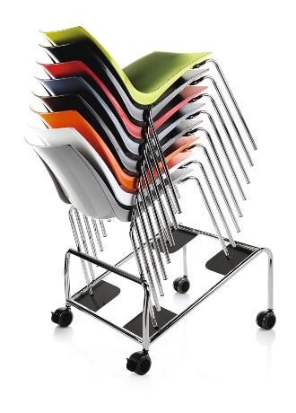 silla de oficina modelo Ari HD 021