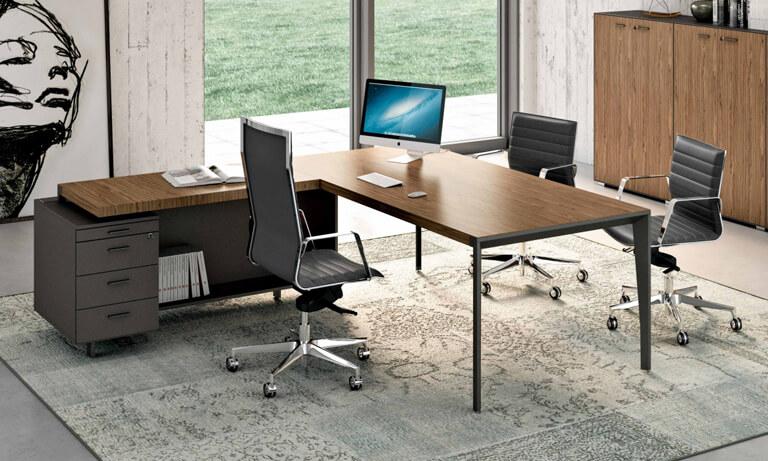 Mesa de Dirección QDF X9